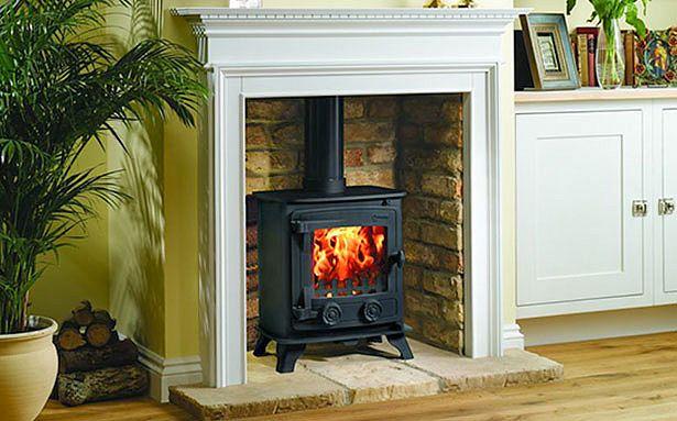 Yeoman Exmoor multi-fuel stove