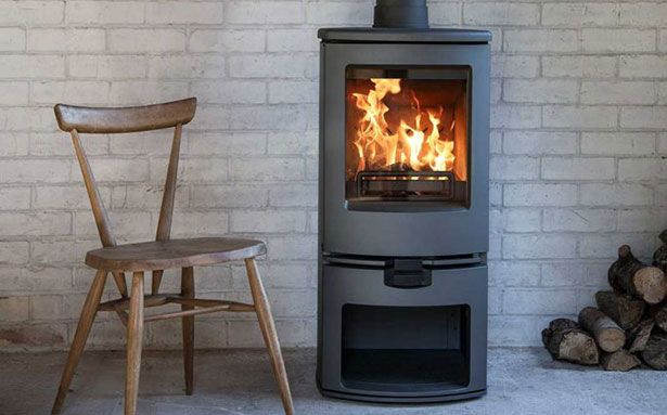 Charnwood Arc multi-fuel stove