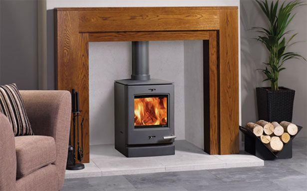 Yeoman CL3 multi-fuel stove