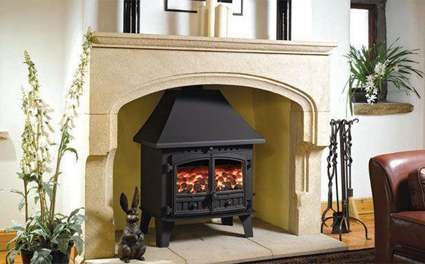 Hunter Herald 14 wood-burning stove