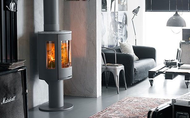 Contura 586 wood-burning stove