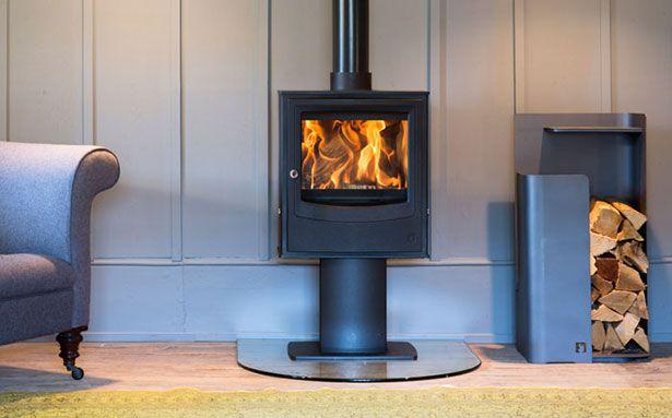 Arada Farringdon multi-fuel stove