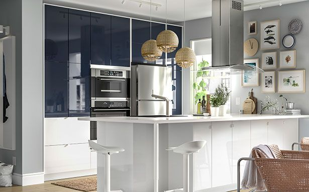 Ikea Jarsta kitchen