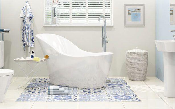 Soak Evelyn bathroom