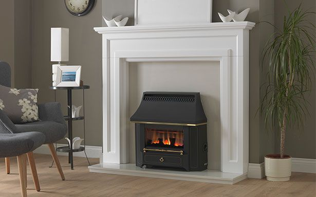 GALLERY GAS OUTSET Glen Dimplex Valor - Outset Gas Fire