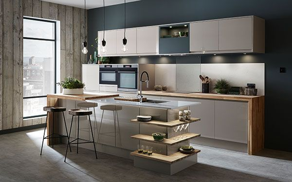 Howdens Joinery Bayswater kitchen