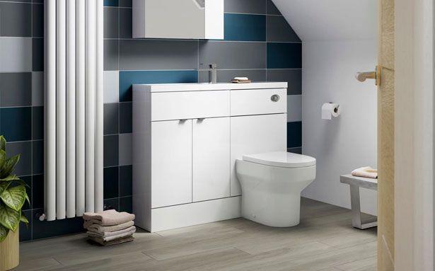 Homebase Balterley Cloakroom bathroom