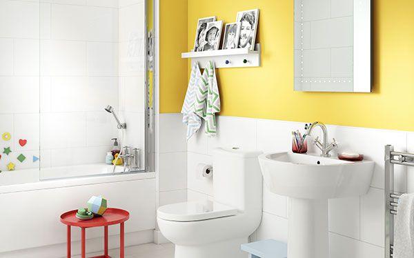 Wickes Avalon bathroom