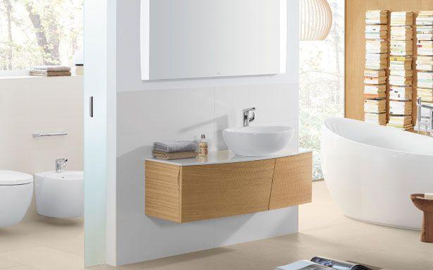 Villeroy & Boch Aveo bathroom