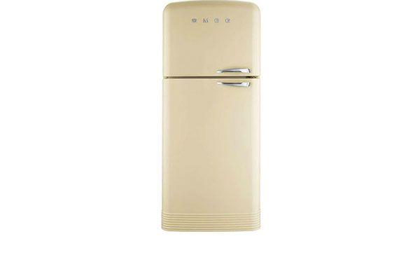 Smeg FAB50PS fridge freezer