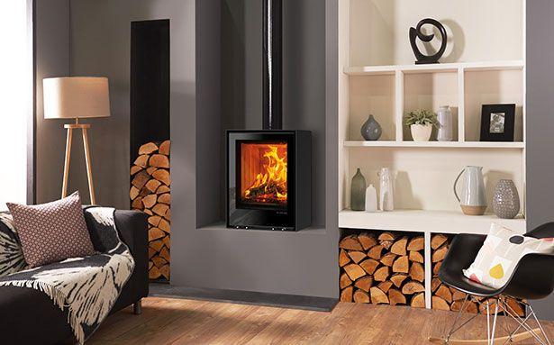 Stovax Elise 540T multi-fuel stove