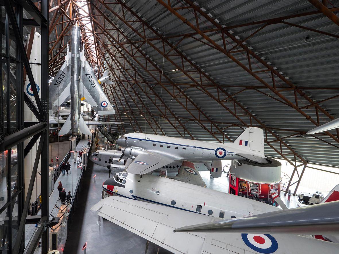Royal Air Force (RAF) Museum Cosford