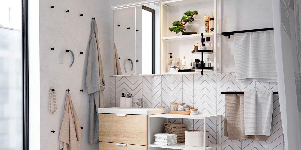 IKEA bathroom - visit our IKEA bathrooms brand page.