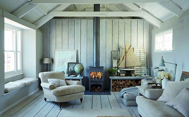 Woodwarm Wildwood wood-burning stove