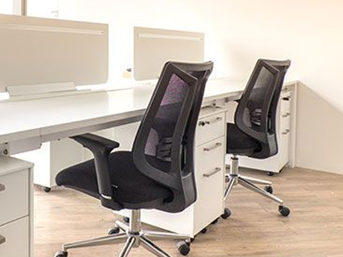 Mesh office chairs (Typical spend: £50-150)