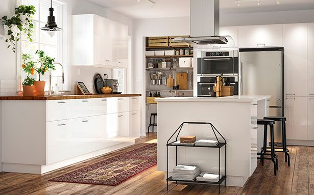 Ikea Ringhult kitchen