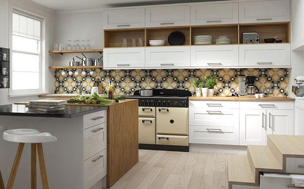 Wren Infinity Plus Shaker kitchen