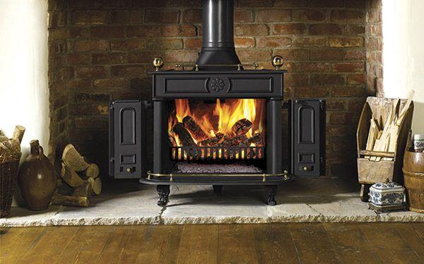Stovax Regency wood burning stove