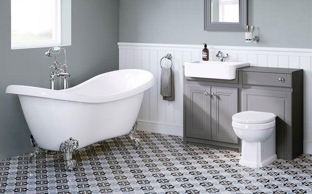 Soak Cambridge bathroom