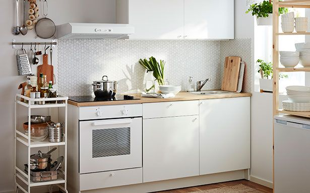 Ikea Knoxhult kitchen