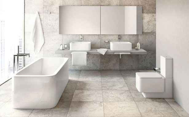 Roca Element bathroom