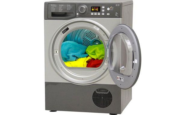 Hotpoint FTCF87BGG tumble dryer