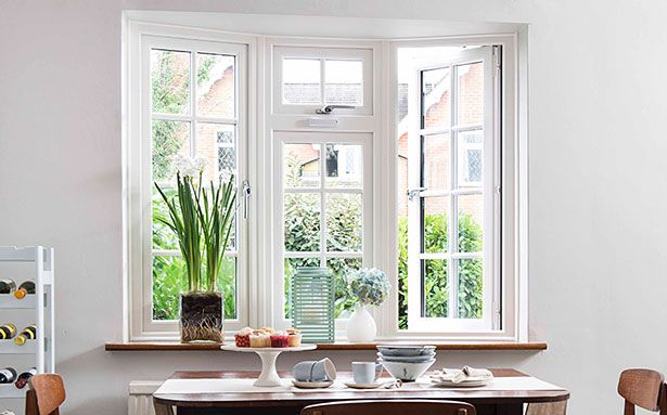 Everest uPVC casement double glazed windows