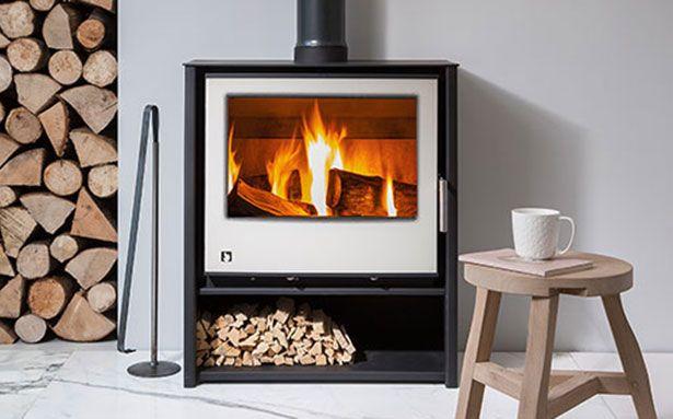 Arada i600 Slimline multi-fuel stove