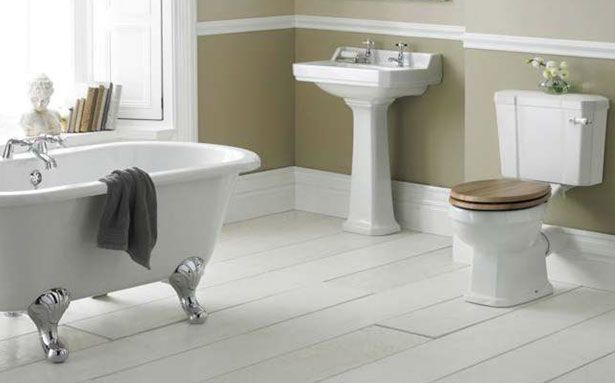 Wolseley Traditional bathroom
