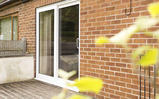 Safestyle patio double glazed doors