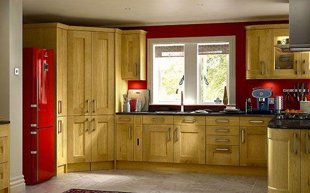 Wickes Tiverton Oak kitchen