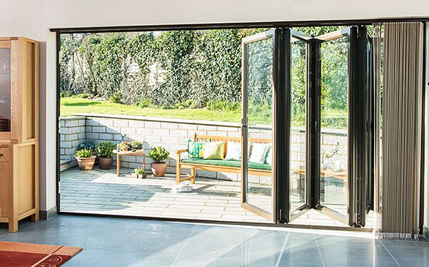 Everest double glazed bi-fold doors