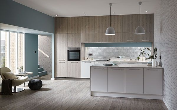 Howdens Joinery Greenwich kitchen