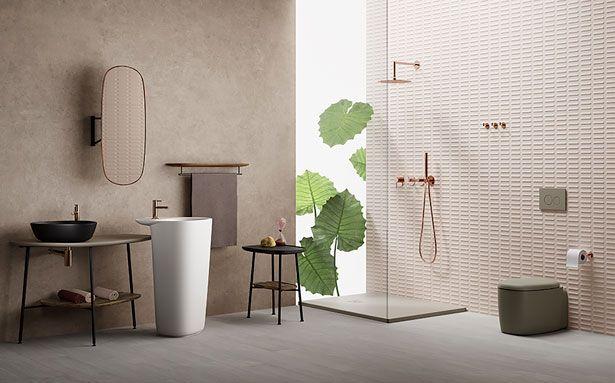 Vitra Plural bathroom