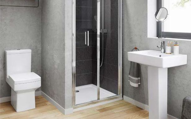 Wolseley/Plumb Centre Vector II bathroom