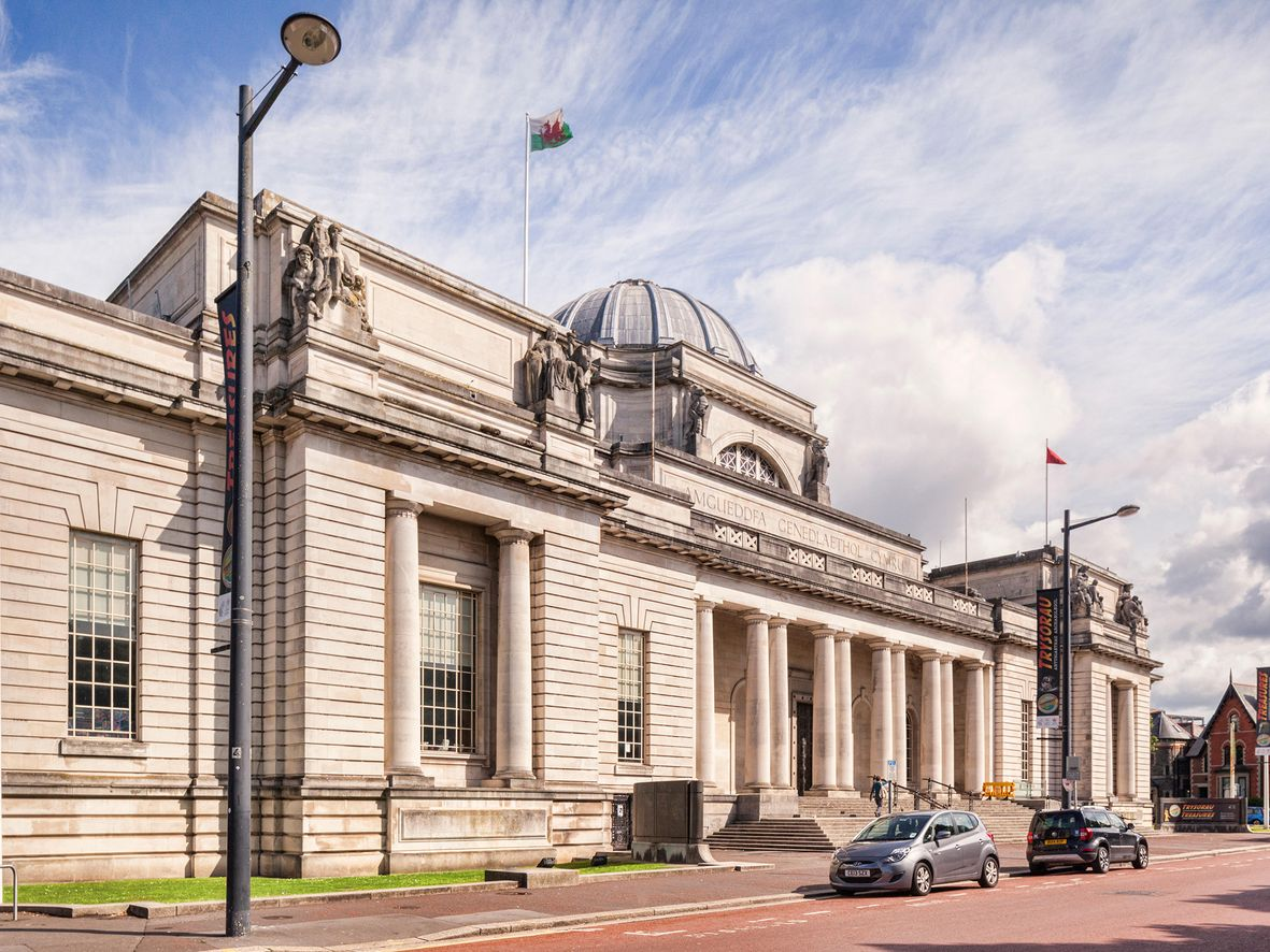 Cardiff National Museum