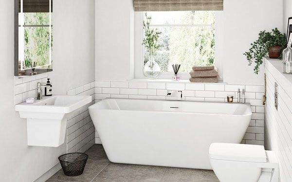 Victoria Plum Cooper bathroom by Mode Bathrooms