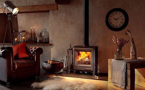 Woodwarm Phoenix multi-fuel stove