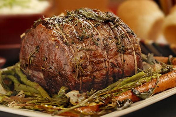 How to cook roast beef