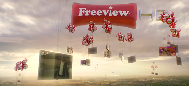 Freeview advert