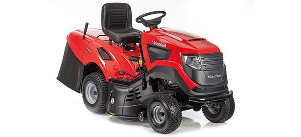 Mountfield ride-on lawn mowers