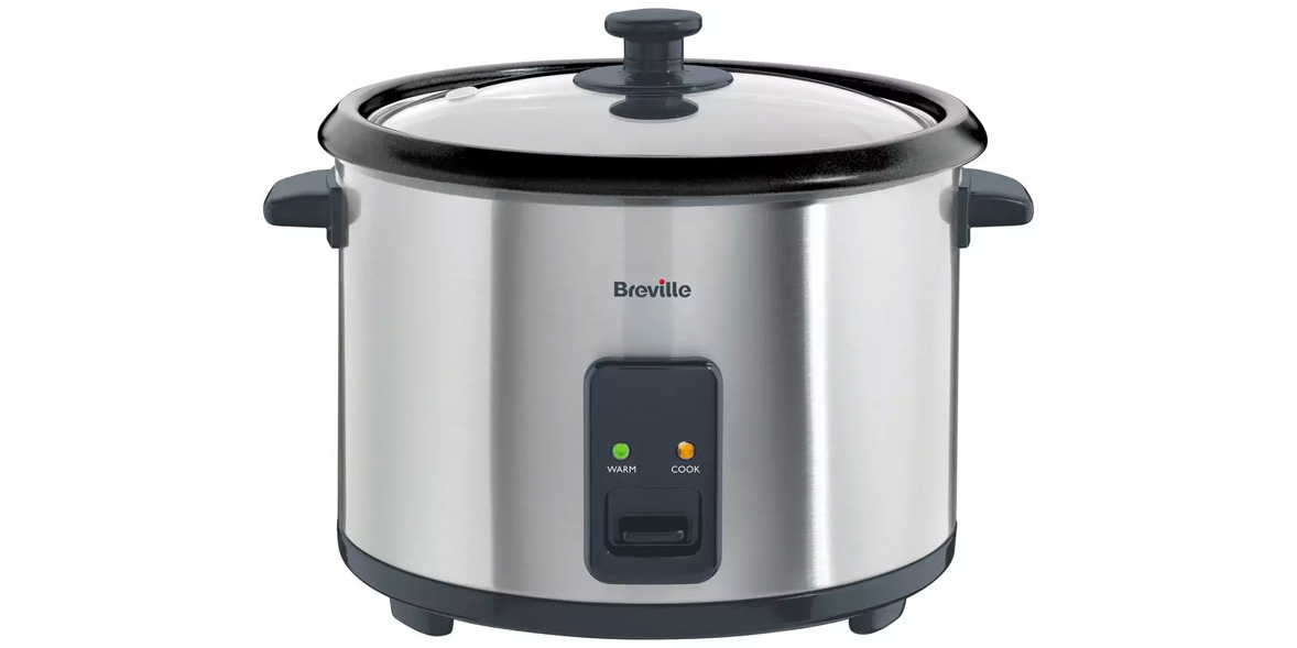 Breville ITP181 1.8L Rice Cooker and Steamer