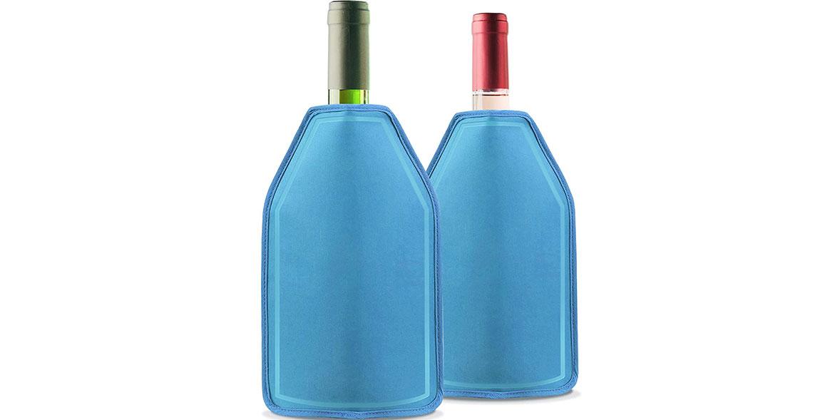 Bramble wine bottle cooler