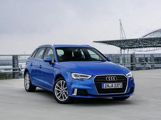 Audi a3 2012 slide