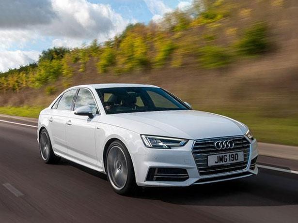 Audi a4 2015 slide