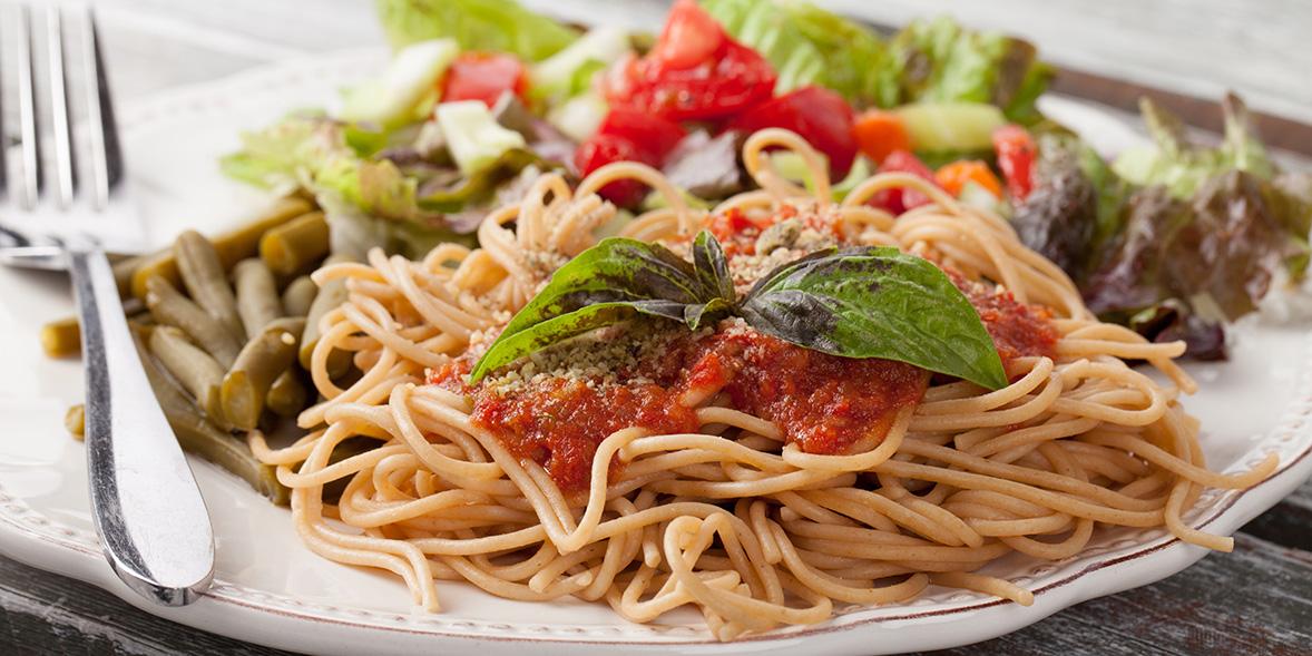 Healthy Bolognese