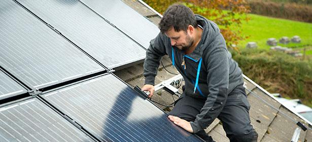 Solar panels 10 446481