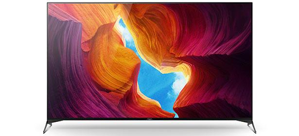 Sony XH9505 4K LCD range