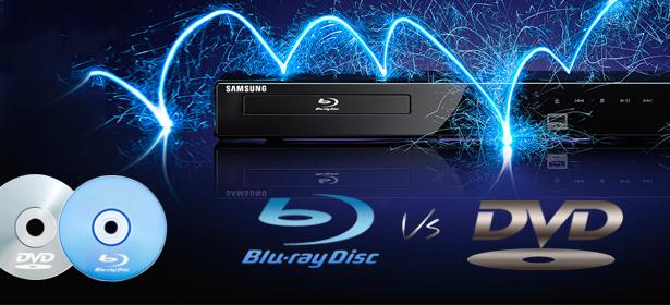 USED_Blu ray versus DVD