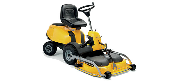 Stiga ride-on lawn mowers